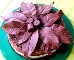 saboreando a vida: Bolo de Chocolate e Maracujá
