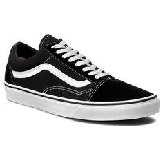 e722f73b84 Tenisky VANS - Old Skool VN000D3HY28 Black White