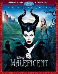 Disney's Maleficent on DVD Blu-Ray Combo November 4th