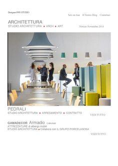 ARCHITETTURA + DESIGN + ARREDAMENTO +CONTRACT