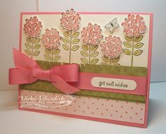 SC319...Get Well Wishes by justcrazy - Cards and Paper Crafts at Splitcoaststampers