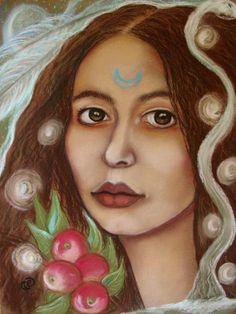 morgan le fay - high priestess