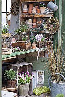 Brabourne Farm: Just Pottering