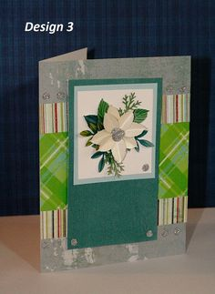 Handmade Christmas greeting cards  see designs by AnniesArtBook, $7.00