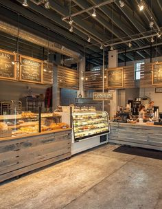 Bakery Design - fit out and design by Petra group
