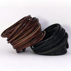 Аксессуары : Кожаный браслет