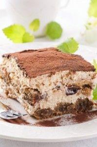 Recette du tiramisu saveur chocolat et pain d'épices, made in Italie !