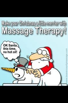 Make your Christmas a little merrier with massage therapy! Massage Funny, Massage Quotes, Massage Tips, Massage Benefits, Massage Room, Massage Techniques, Spa Massage, Massage Therapy, Acupuncture Benefits