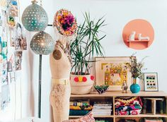 Get Creative with your Shelving and Displays | Rue
