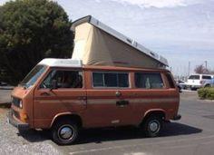 256a6e115b 1984 VW Vanagon Westfalia Camper w  2.5L Subaru  amp  Manual Trans -  10