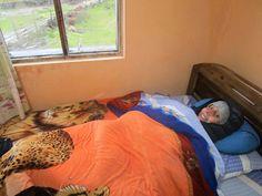 Lago Titicaca... ¿puede hacer más frío por favor?