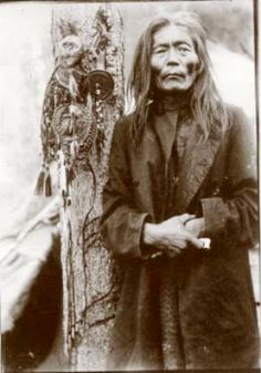 Siberian shaman, early 1900s - Russian Museum of Ethnography
