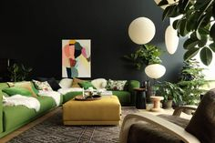 If you're anything like moi then your living room is probably one of the hardest working rooms in your house, as it needs to manage relaxing/working/chilling/entertaining and be cosy, comfy a…
