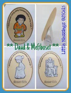 Daud & Mefiboset #helptheneeded #friendship
