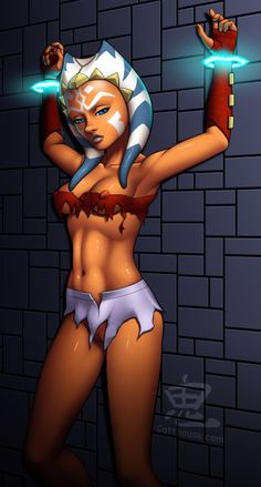 Tano nude animation ahsoka