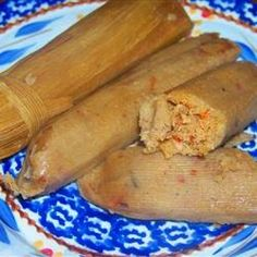 Authentic Tamales - with your crockpot's help! - Mrs Happy Homemaker