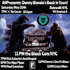 AHPresents: Danny Biondo's Back in Town!