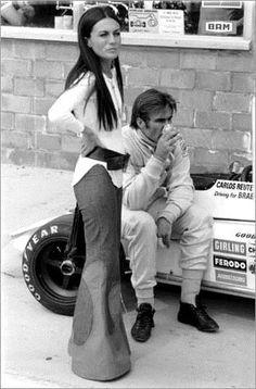 Carlos and Mimicha Reutemann