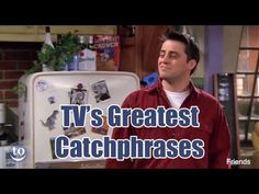 TV's Greatest Catchphrases (Supercut)