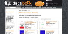Rayon Économie  http://www.didactibook.com/theme_et_tag/7/Metiers%20et%20formations/134/Economie