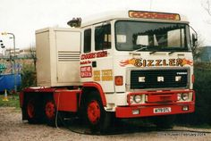 ERF photographed in 1999 Towing Vehicle, Heavy Duty Trucks, Fun Fair, Commercial Vehicle, Classic Trucks, Trailers, Transportation, Camping, Vehicles
