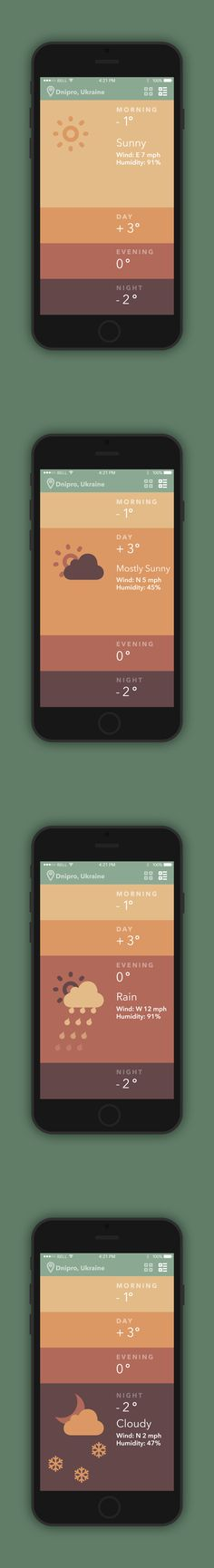 Dribbble - Weather_App_Design.png by Sergey Valiukh
