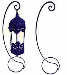 Moroccan Wrought Forged Iron Floor Hook Hanger Lamp Lantern Base Stand Moroccan http://www.amazon.com/dp/B00UXL7AW2/ref=cm_sw_r_pi_dp_jEVcvb047T5V6