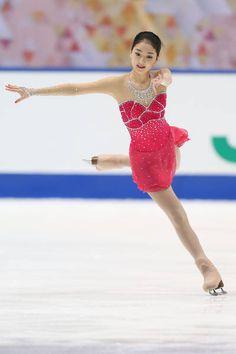 NHK杯・女子SP | フィギュアスケート | 実況 | スポーツナビ