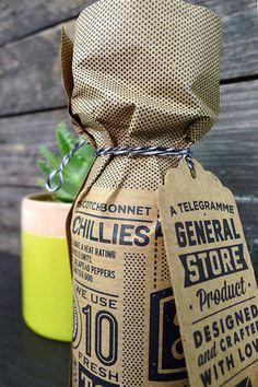 Creative Branding, Telegramme, Hawtsauce, and Packaging image ideas & inspiration on Designspiration