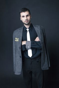 Fashion, Elegant, Styl, Man, Modell, Poses, Suit
