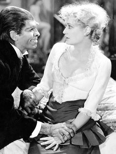 "oldhollywood-glamour: "" Fredric March and Miriam Hopkins in 'Dr. Jekyll and Mr… Old Hollywood Movies, Old Hollywood Glamour, Golden Age Of Hollywood, Vintage Hollywood, Classic Hollywood, Hollywood Actresses, Classic Movie Stars, Classic Movies, Margaret Sullavan"