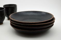 Ceramic Pasta Plate Pottery Plate Pasta Plate by susansimonini