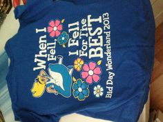 Cute for our bid day theme!- I cannot describe how much I love this shirt. If only the flowers where less tacky it would be my favorite shirt ever.