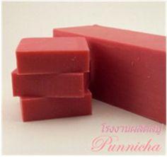 สบู่มังคุด สบู่พัณณิชา Punnicha Soap โรงงานผลิตสบู่