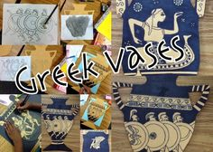 Greek Vases Step by Step Directions IMS Bove