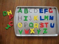 teaching alphabet to toddlers fun - teaching alphabet to toddlers . teaching alphabet to toddlers ideas . teaching alphabet to toddlers worksheets . teaching alphabet to toddlers fun Alphabet Activities, Activities For Kids, Teaching Resources, Learning Games For Toddlers, Fun For Toddlers, Teaching A Toddler, Teaching Toddlers Letters, Literacy Centres, Infant Activities