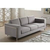 SF140 : Modern Light Gray Sofa (2)