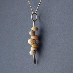 Great idea for small rocks or sea glass