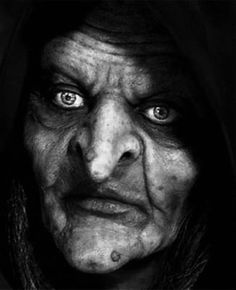 drawing and shading an old wrinkled witch face - - Yahoo Search Results