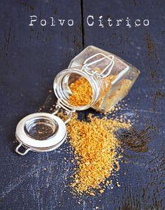 Paperback: Powder Citrus.