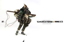 About Heavy Duty Slicer Yoshitsune : http://www.worldofthreea.com/threea-production-blog/endhso9vyy0wz9q7tgn4o9sslbe8w1 $145 to build your own future memories on September 1 at www.bambalandstore.com  #threeA #AshleyWood #Worldof3A #Popbot #TomorrowKings #onesixthscale #artpiece #toy #actionfigure #toyplanet #toycommunity #toys #hobby #toycollector #art #collectibles #vinyl #designertoys #toyphoto #toyphotography #collecting #toylife