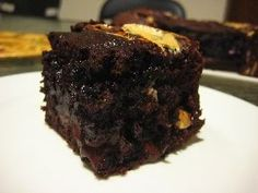 Chocolate Gluttony Brownies « Food Made With Love