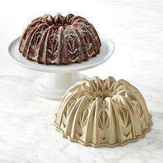 Nordic Ware Crystal Bundt® Pan #williamssonoma