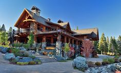 the rustic luxury houses are stone and wood perfection 30 photos suburban men june 16 2016