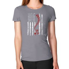 Apparels redhead flag Women's T-Shirt