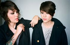 I need some Tegan Tats. Have I mentioned that I love them?