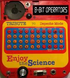 Premiere: 8-Bit Operators' 'Enjoy the Science: Tribute to Depeche Mode' full-album stream