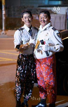 첨부 이미지 Drama Korea, Korean Drama, Asian Men Fashion, Jung In, Joo Won, Drama Memes, While You Were Sleeping, Kdrama Actors, Korean Actors