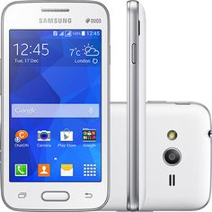 "Americanas Smartphone Samsung Galaxy Ace 4 Neo Duos Dual Chip Android 4.4 Tela 4"" 4GB 3G 3MP - R$306,99"