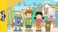 If You're Happy and You Know It   Song for Kids by Little Fox
